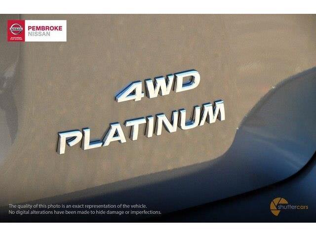 2018 Nissan Pathfinder Platinum (Stk: 18316) in Pembroke - Image 5 of 20