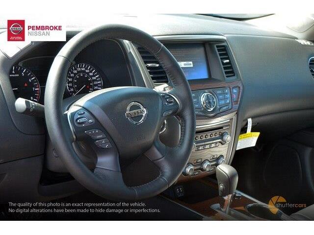 2018 Nissan Pathfinder Platinum (Stk: 18316) in Pembroke - Image 10 of 20