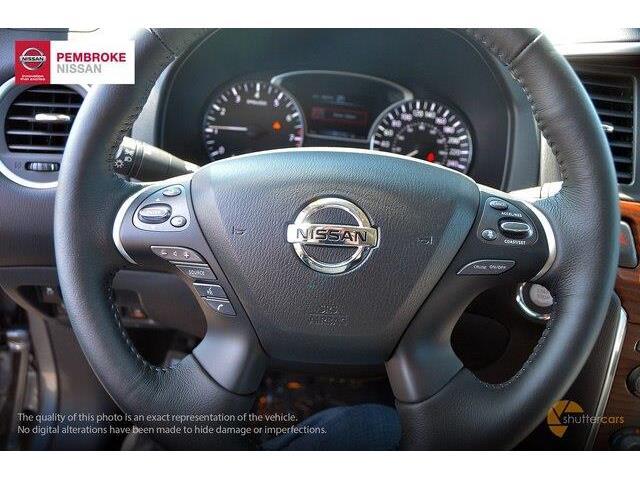 2018 Nissan Pathfinder Platinum (Stk: 18316) in Pembroke - Image 11 of 20