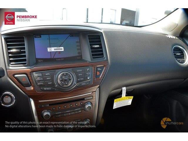 2018 Nissan Pathfinder Platinum (Stk: 18316) in Pembroke - Image 13 of 20