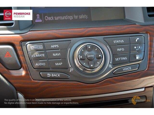 2018 Nissan Pathfinder Platinum (Stk: 18316) in Pembroke - Image 16 of 20