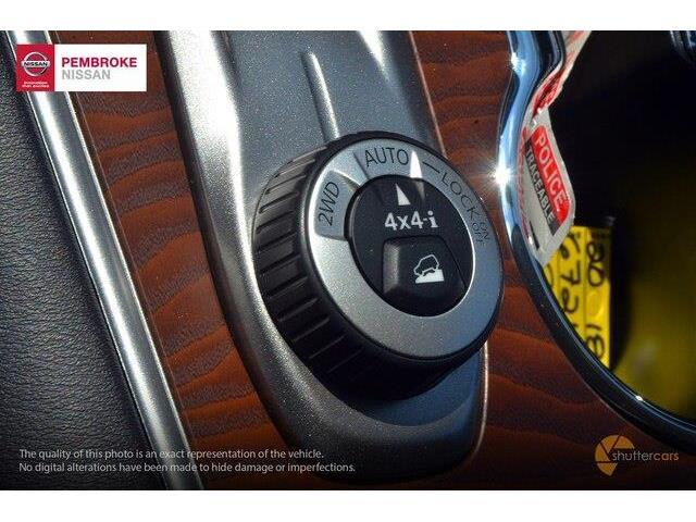 2018 Nissan Pathfinder Platinum (Stk: 18316) in Pembroke - Image 19 of 20