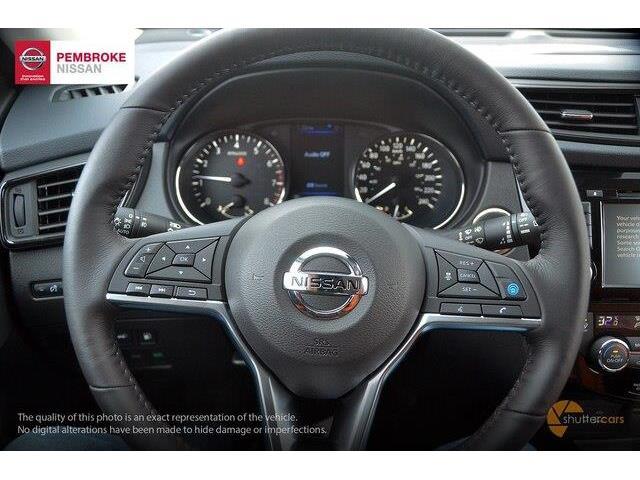 2018 Nissan Rogue SL (Stk: SL18424) in Pembroke - Image 11 of 20
