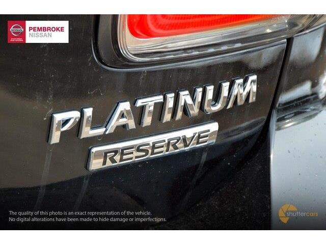 2018 Nissan Armada Platinum (Stk: S180125) in Pembroke - Image 5 of 20