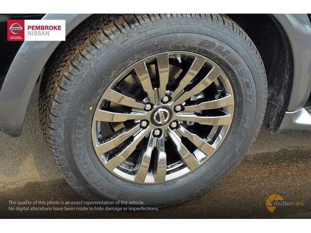 2018 Nissan Armada Platinum (Stk: S180125) in Pembroke - Image 6 of 20