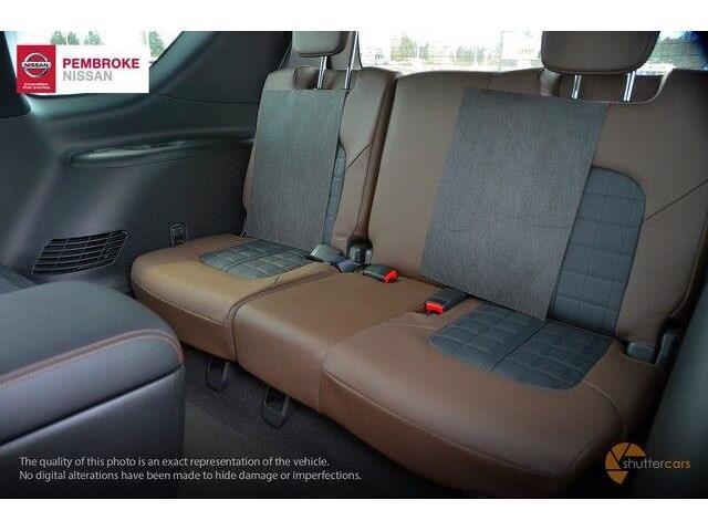 2018 Nissan Armada Platinum (Stk: S180125) in Pembroke - Image 8 of 20