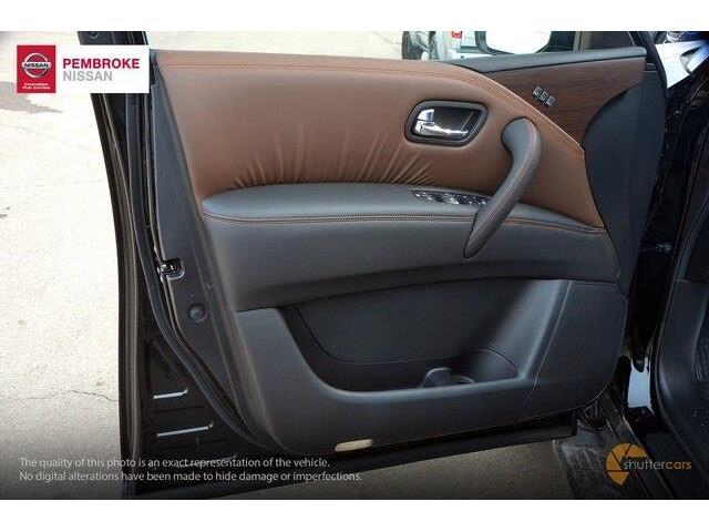 2018 Nissan Armada Platinum (Stk: S180125) in Pembroke - Image 9 of 20