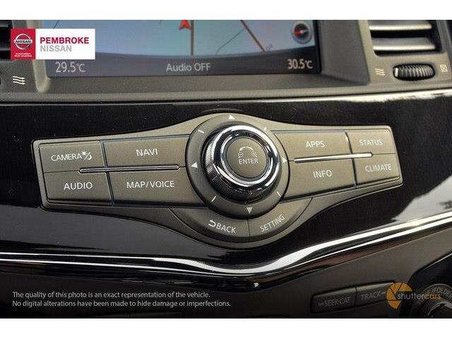 2018 Nissan Armada Platinum (Stk: S180125) in Pembroke - Image 17 of 20