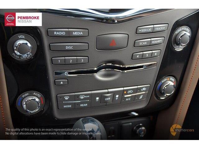 2018 Nissan Armada Platinum (Stk: S180125) in Pembroke - Image 18 of 20