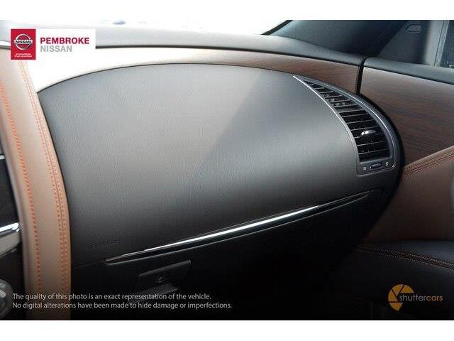 2018 Nissan Armada Platinum (Stk: S180125) in Pembroke - Image 19 of 20