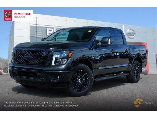 2019 Nissan Titan SV Midnight Edition (Stk: 19250) in Pembroke - Image 2 of 20