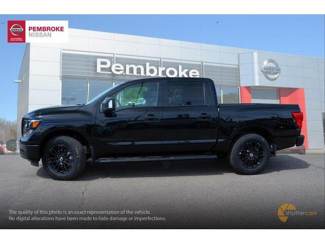 2019 Nissan Titan SV Midnight Edition (Stk: 19250) in Pembroke - Image 3 of 20