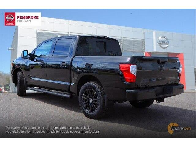 2019 Nissan Titan SV Midnight Edition (Stk: 19250) in Pembroke - Image 4 of 20
