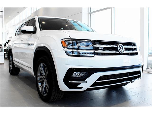 2019 Volkswagen Atlas 3.6 FSI Execline (Stk: 69201) in Saskatoon - Image 1 of 22