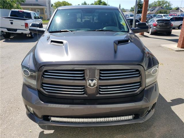 2017 RAM 1500 26L Sport (Stk: 10371) in Fort Macleod - Image 2 of 17