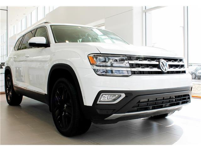 2019 Volkswagen Atlas 3.6 FSI Execline (Stk: 69176) in Saskatoon - Image 1 of 22