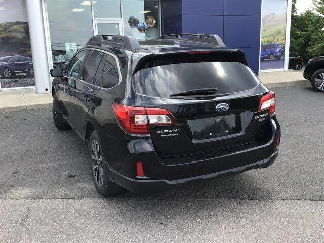 2016 Subaru Outback 3.6R Limited Package (Stk: SP0265) in Peterborough - Image 7 of 20