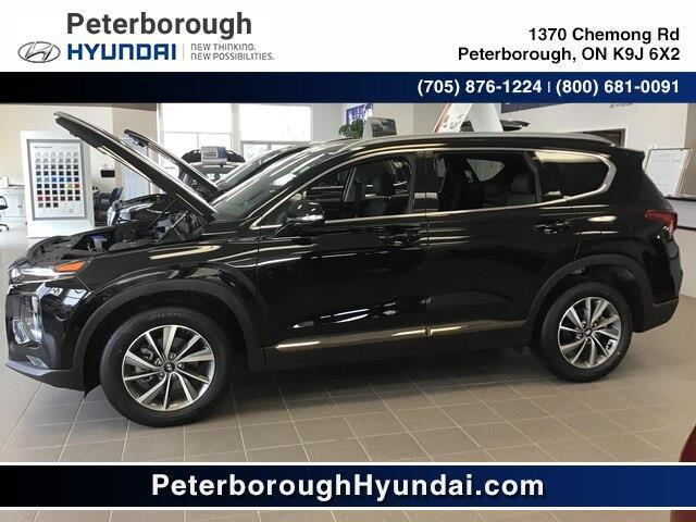 2019 Hyundai Santa Fe Preferred 2.0 (Stk: H11843) in Peterborough - Image 1 of 9