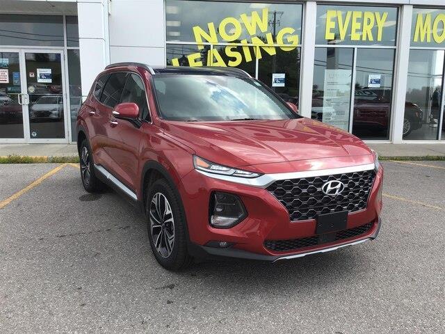 2019 Hyundai Santa Fe Ultimate 2.0 (Stk: H12121) in Peterborough - Image 7 of 21