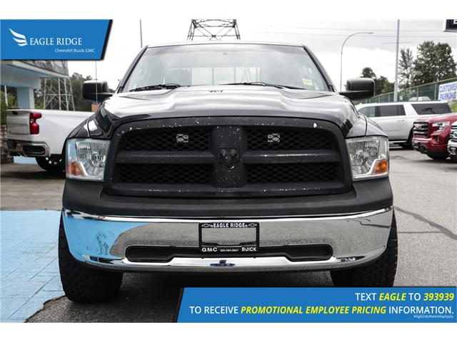 2010 Dodge Ram 1500 ST (Stk: 109613) in Coquitlam - Image 2 of 13