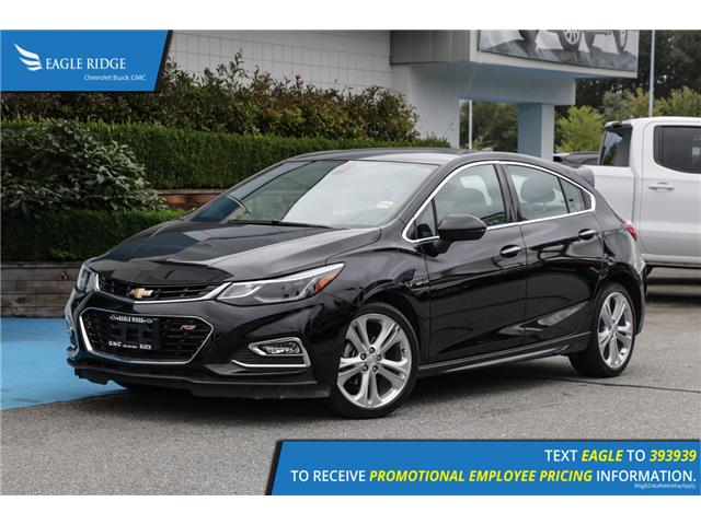 2018 Chevrolet Cruze Premier Auto 3G1BF6SM9JS627941 189662 in Coquitlam