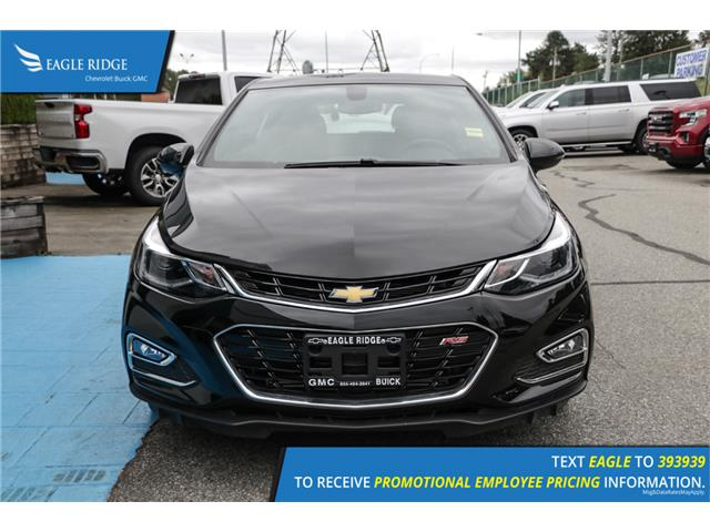 2018 Chevrolet Cruze Premier Auto (Stk: 189662) in Coquitlam - Image 2 of 15