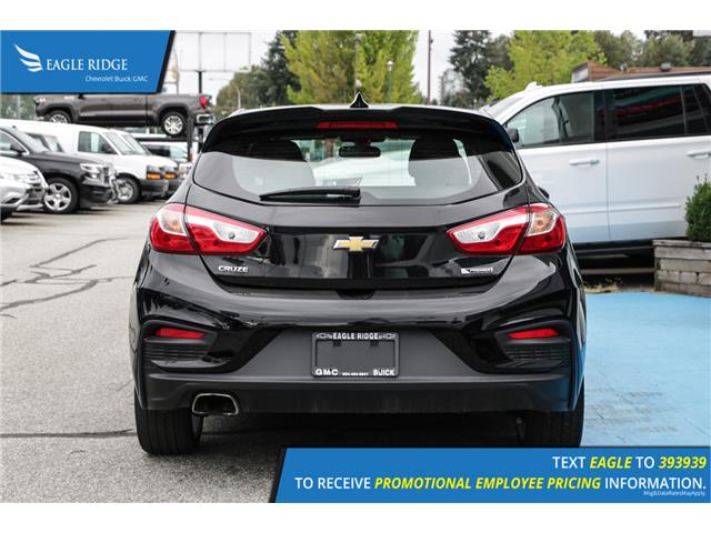2018 Chevrolet Cruze Premier Auto (Stk: 189662) in Coquitlam - Image 5 of 15