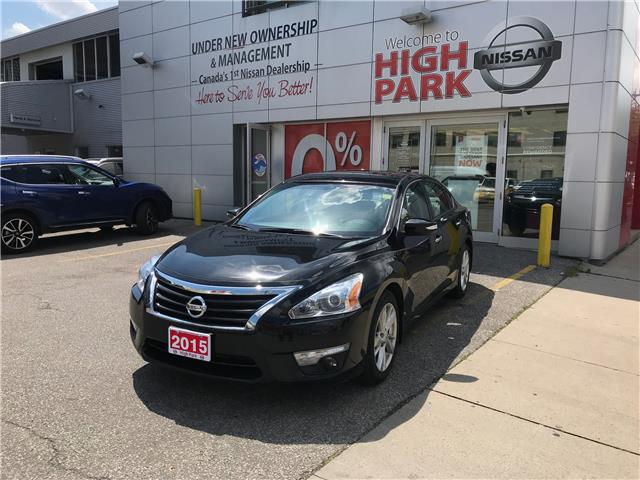 2015 Nissan Altima 2.5 SL (Stk: U1610) in Toronto - Image 1 of 23