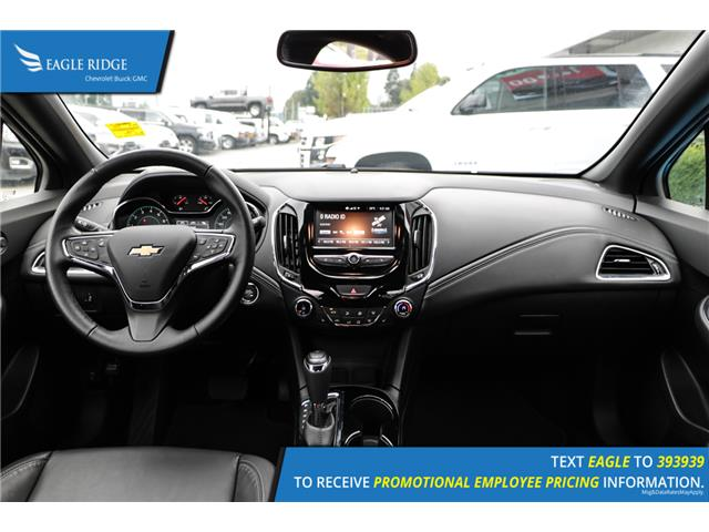 2018 Chevrolet Cruze Premier Auto (Stk: 189662) in Coquitlam - Image 8 of 15