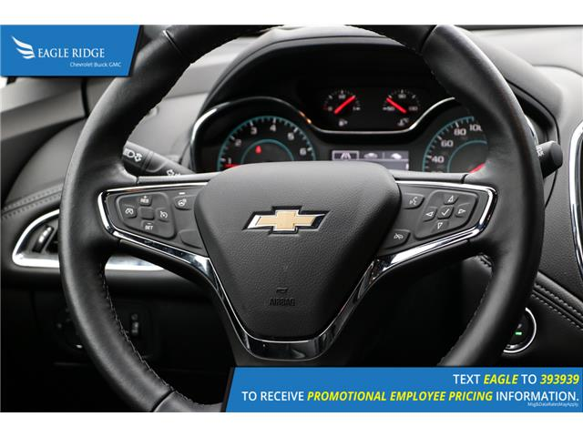 2018 Chevrolet Cruze Premier Auto (Stk: 189662) in Coquitlam - Image 9 of 15