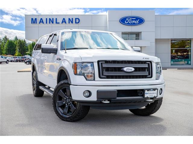 2013 Ford F-150 FX4 (Stk: P1584) in Vancouver - Image 1 of 26