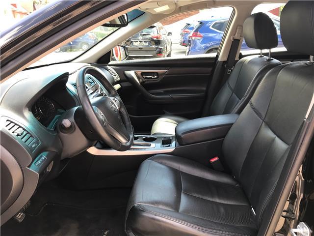 2015 Nissan Altima 2.5 SL (Stk: U1610) in Toronto - Image 9 of 23