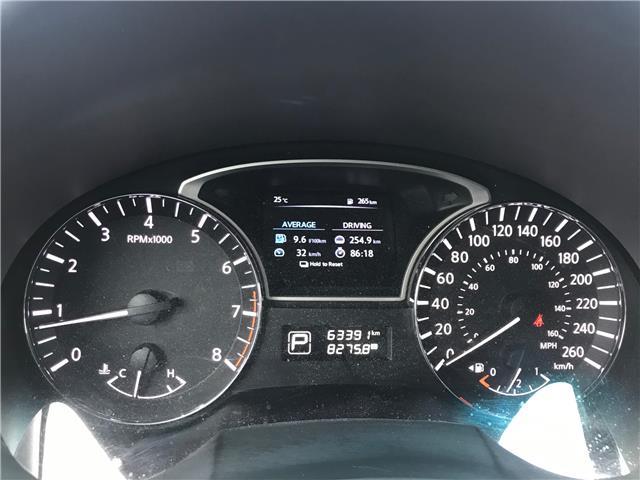 2015 Nissan Altima 2.5 SL (Stk: U1610) in Toronto - Image 12 of 23