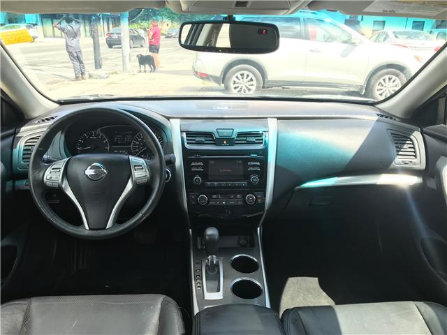 2015 Nissan Altima 2.5 SL (Stk: U1610) in Toronto - Image 10 of 23