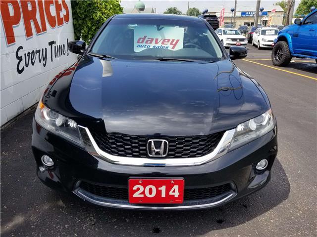 2014 Honda Accord EX (Stk: 19-501) in Oshawa - Image 2 of 14