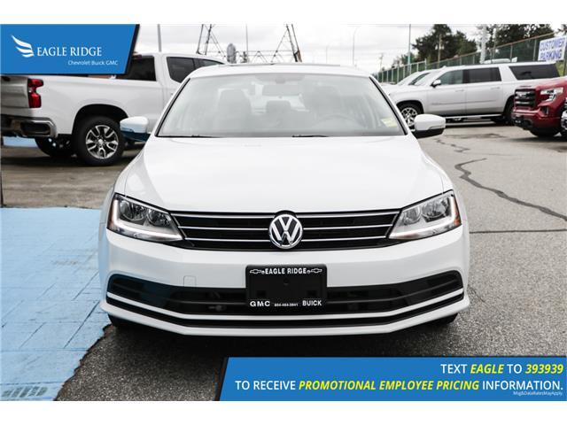 2017 Volkswagen Jetta Wolfsburg Edition (Stk: 179756) in Coquitlam - Image 2 of 13