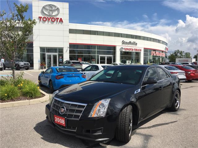 2008 Cadillac CTS 3.6L 1G6DG577180158150 190779A in Whitchurch-Stouffville