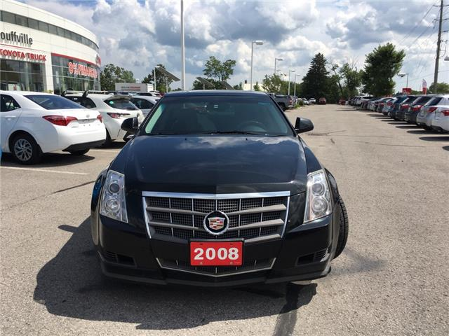2008 Cadillac CTS 3.6L (Stk: 190779A) in Whitchurch-Stouffville - Image 2 of 16