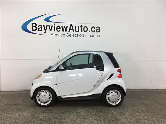 2015 Smart Fortwo Pure (Stk: 35199W) in Belleville - Image 1 of 22