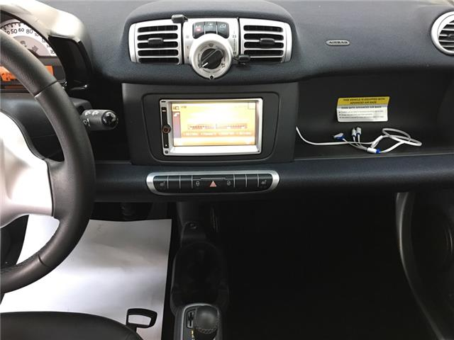 2015 Smart Fortwo Pure (Stk: 35199W) in Belleville - Image 14 of 22