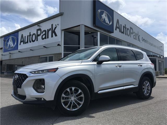 2019 Hyundai Santa Fe ESSENTIAL (Stk: 19-53124RJB) in Barrie - Image 1 of 25
