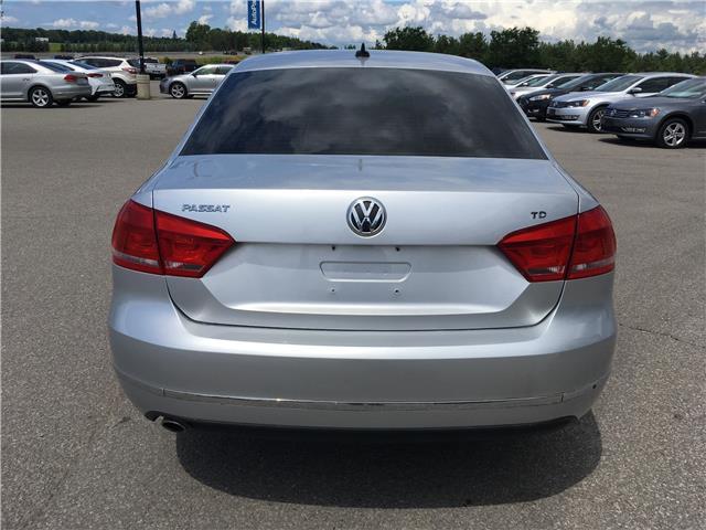 2013 Volkswagen Passat 2.0 TDI Comfortline (Stk: 13-80489MB) in Barrie - Image 6 of 25