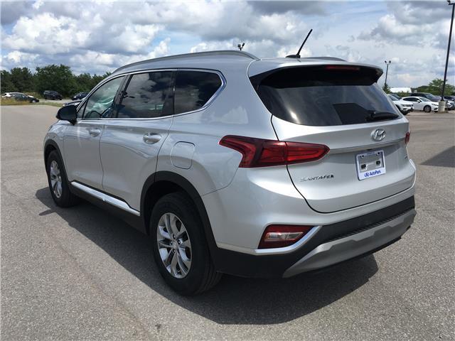 2019 Hyundai Santa Fe ESSENTIAL (Stk: 19-53124RJB) in Barrie - Image 7 of 25