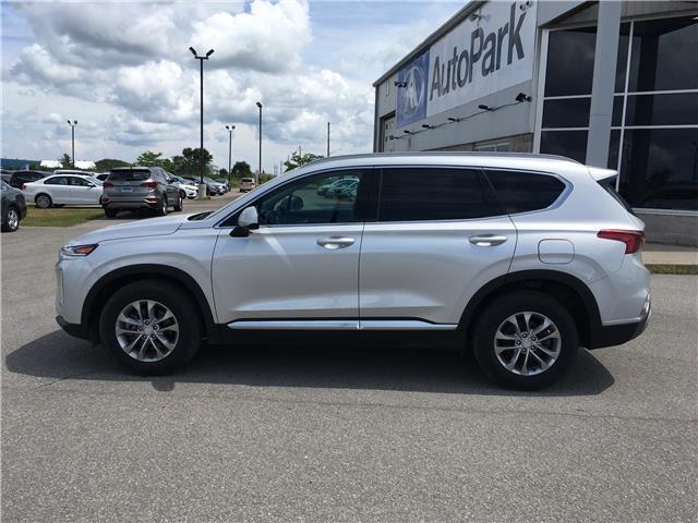 2019 Hyundai Santa Fe ESSENTIAL (Stk: 19-53124RJB) in Barrie - Image 8 of 25