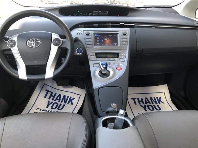 2014 Toyota Prius Base (Stk: 19SB610A) in Innisfil - Image 9 of 15