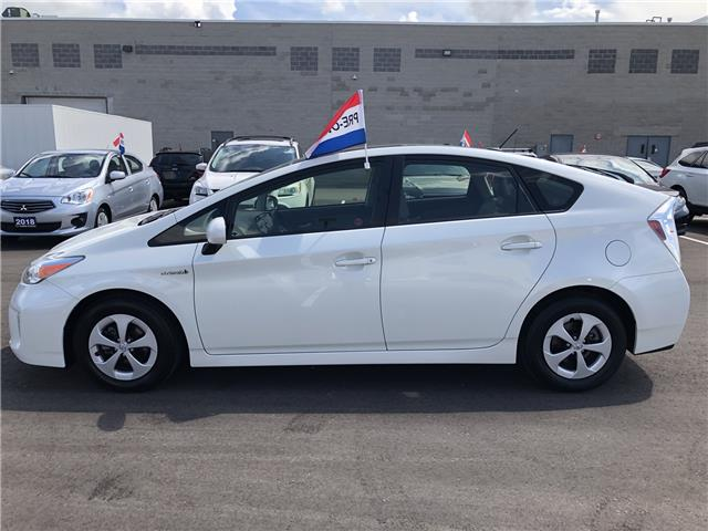2014 Toyota Prius Base (Stk: 19SB610A) in Innisfil - Image 2 of 15