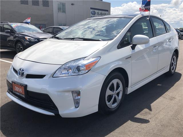 2014 Toyota Prius Base (Stk: 19SB610A) in Innisfil - Image 1 of 15
