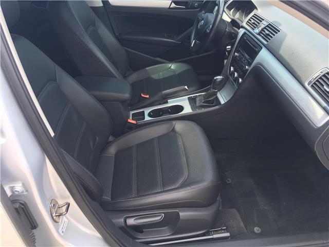 2013 Volkswagen Passat 2.0 TDI Comfortline (Stk: 13-80489MB) in Barrie - Image 17 of 25