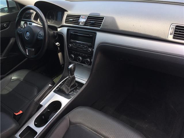 2013 Volkswagen Passat 2.0 TDI Comfortline (Stk: 13-80489MB) in Barrie - Image 18 of 25