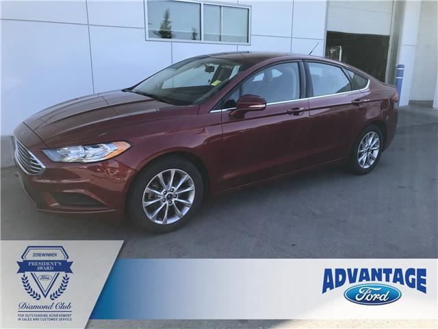 2017 Ford Fusion SE (Stk: 5524) in Calgary - Image 1 of 21
